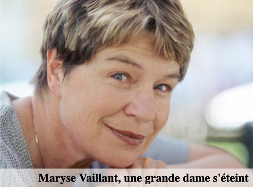 maryse vaillant