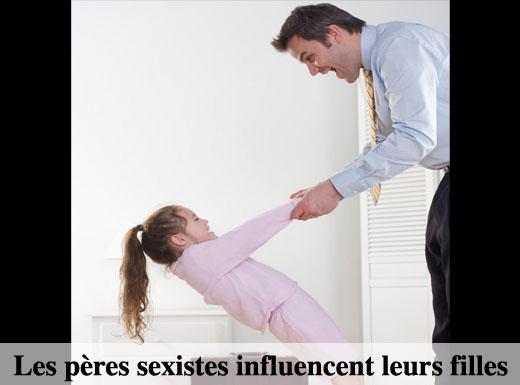 Pères sexistes