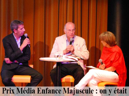 Compte-rendu Prix Média