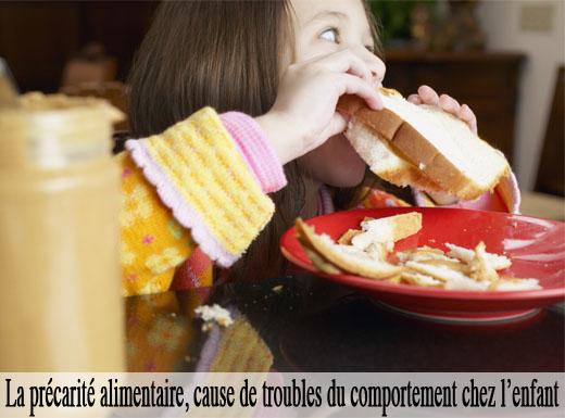 Précarité alimentaire