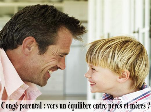 Réforme congé parental