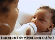 Hydrater bébés