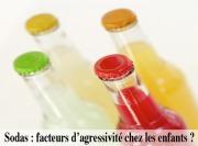 Sodas et agressivité